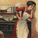 Mourgue, Affiche pour le gaz, 1911