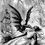 """""""Le vampire se gorgeait du sang de sa victime"""""""