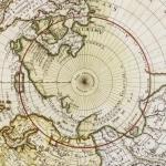 Les pôles arctique et antarctique, 1657