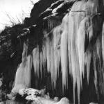 Stalactites dans les Alpes, 1914