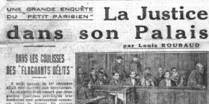 Le Petit Parisien, 15 décembre 1929