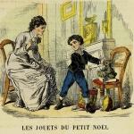 Les jouets du petit Noël, 1878