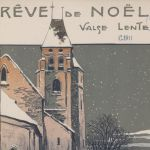 Chamberlain, Rêve de Noël, valse lente, 1911