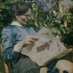 Rebillon, photographie, vers 1910