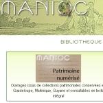 Manioc, nouvelle bibliothèque numérique partenaire