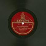 Enregistrement sonore : danse orientale, vers 1920