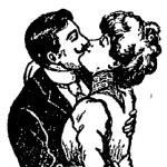 Pol de Saint-Merry, L'Amour et les baisers, 1901