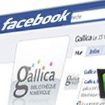 La page Facebook de Gallica