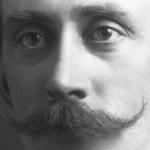 Portrait d'un homme moustachu, 1911