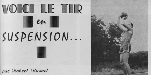 Basket-ball, n°335, 1960