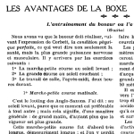 La Culture physique, 15 octobre 1912