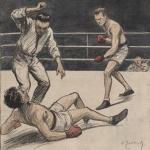 Le Petit Journal illustré, 12 février 1922