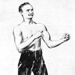 Le boxeur Reynolds, Almanach des sports, 1899