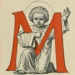 Alphabet de l'Enfant Jésus, 1919