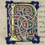 Manuscrit Latin 8125