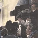 Dans les coulisses du cinéma parlant, 1931