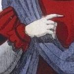 Costume de théâtre, 1836