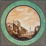 Lequeu, Vue de Rome, vers 1777-1824