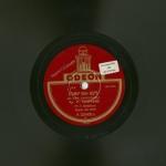 """""""Passe le sombre nuage"""", chanson arménienne, vers 1920"""