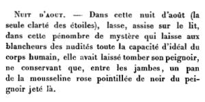 """Laforgue, """"Fragments de nouvelles"""", dans Œuvres complètes, 1903"""