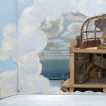 Maxime Dethomas, maquette pour La Tour de feu, 1928