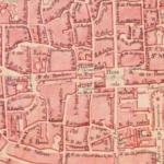 Plan topographique de la ville de Reims et de ses environs, 18e siècle