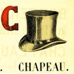 Alphabet illustré des objets familiers, 1873