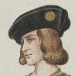 Béthon, Dessins de costumes du Moyen Âge, 19e siècle
