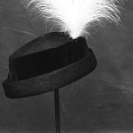 Chapeau à plumes pour femmes, 1913