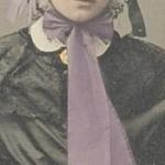 Antoine Claudet, Portrait de femme, vers 1852-1858