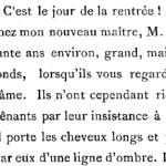 M. Fournier, Journal d'un écolier, 1921