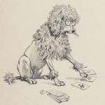 Illustrations de Job pour À la gloire des bêtes, 1913