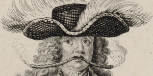 Portrait de Jean Bart, collection Hennin