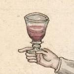 Crieur de vin (détail)
