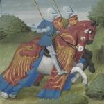 Le Livre de Lancelot du Lac, 15e siècle