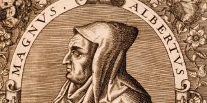 Portrait d'Albert le Grand, 16e siècle