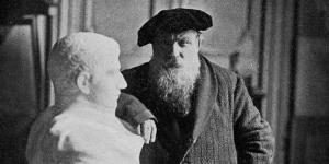 """Rodin dans """"L'Art et les artistes"""", avril 1914"""