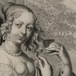 Jérémias Falk, Femme se peignant