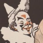 Les petits clowns, partition, 1911