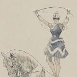 Hugues Le Roux, Les jeux du cirque et la vie foraine, 1889