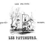 L'Alphabet-Bijou illustré par Porret, 1842