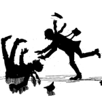 La Caricature, 11 janvier 1890