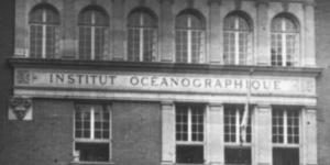 L'Institut océanographique de Paris, janvier 1911