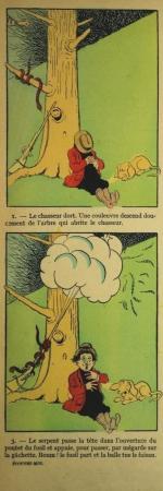 Benjamin Rabier, Écoutez-moi !, 1926