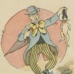 Lamouche, Un lapin pour six sous, 1891