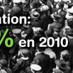 Hausse de fréquentation de 85% pour Gallica en 2010 !