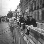 Ouverture de la pêche, 1909