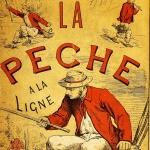 La Blanchère, La Pêche en eau douce, 1880