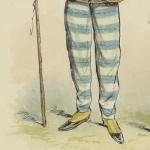 Draner, un pêcheur, 19e siècle