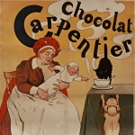 Gerbault, Chocolat Carpentier, 1895